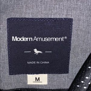 Modern Amusement Jackets & Coats - Modern amusement soft shell rain jacket